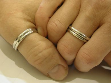 Wedding Rings Workshop For Two